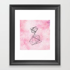 Where Love Begins Framed Art Print