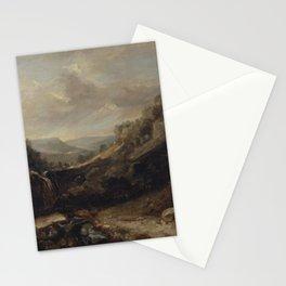 Benjamin Barker - West Country Landscape (1810) Stationery Cards