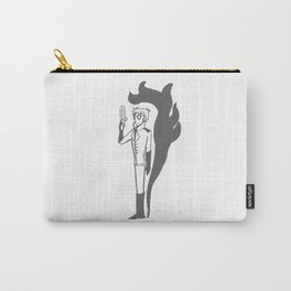 'Life Needs Things to Live' Carry-All Pouch