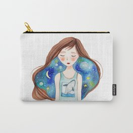 Thinking about you Carry-All Pouch