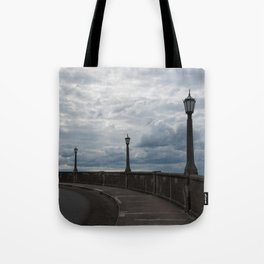 The Vista House Lamps Tote Bag