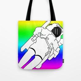 Pride Space Explorer Tote Bag