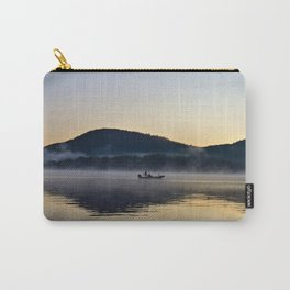 Fishing in the Morning Mist Carry-All Pouch
