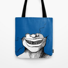 Demon's Smile Tote Bag
