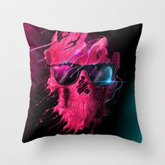 Life in Death II Throw Pillow