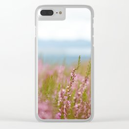 Alpine wonders Clear iPhone Case