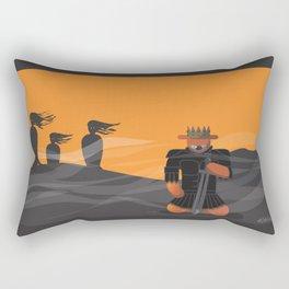 m.eye.cbeth Rectangular Pillow