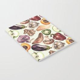 Food Pattern Notebook