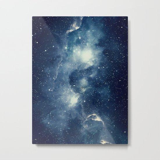 Galaxy Next Door Metal Print