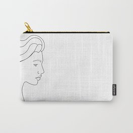 Simple Lady Carry-All Pouch