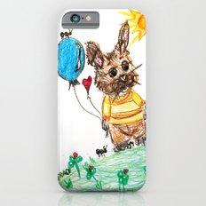 ::  Honey Rabbit on the Knoll :: Slim Case iPhone 6s