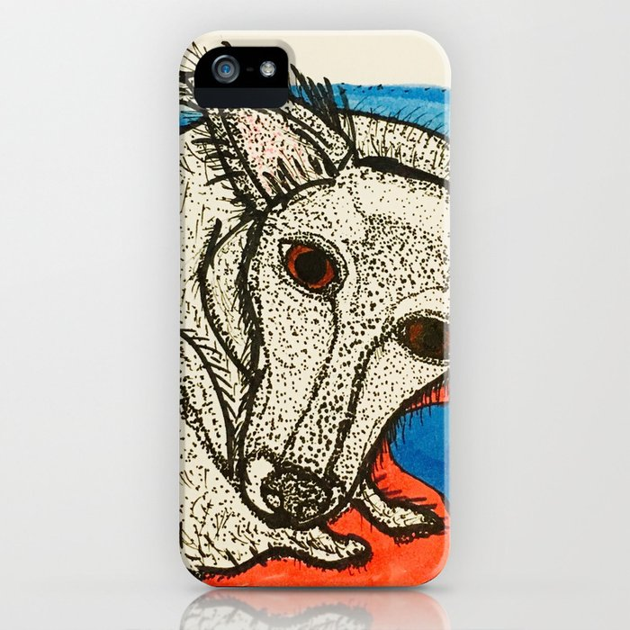 My Cousin Pearl iPhone Case
