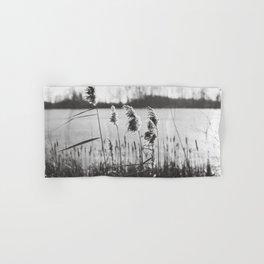 December at the Lake Hand & Bath Towel