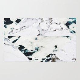 Ocean + Marble Rug