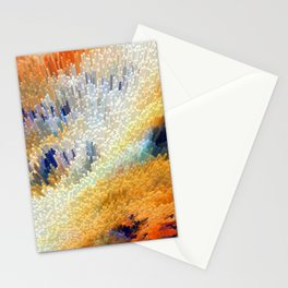 Odyssey - Abstract Art By Sharon Cummings Stationery Cards