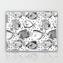 Fish - the school Laptop & iPad Skin