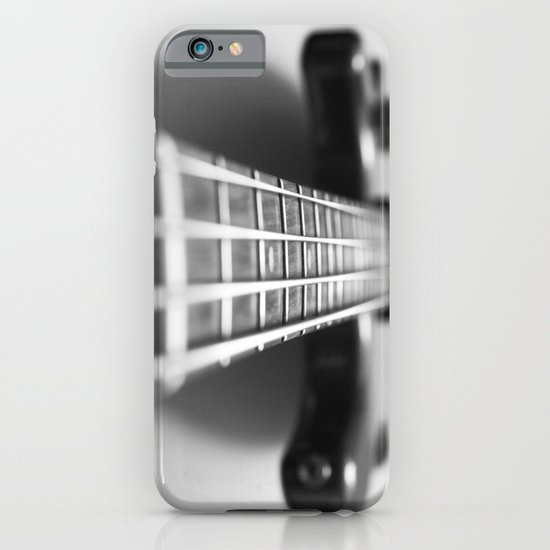 The Bass Guitar, Musical Instruments iPhone & iPod Case