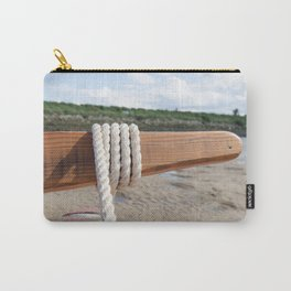 Rope on the tiller Carry-All Pouch