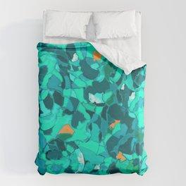 Ocean Opal Duvet Cover