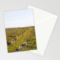 Sheeps in Iceland Stationery Cards