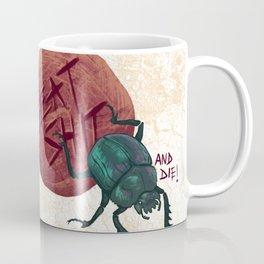 Eat Shit Coffee Mug