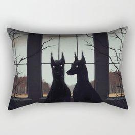 Sentinels Rectangular Pillow
