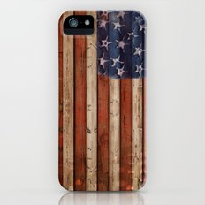 Stars and Stripes, America Slim Case iPhone (5, 5s)