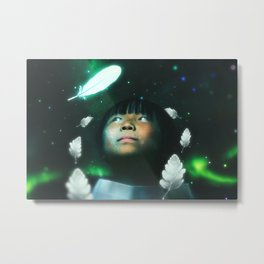 INFINITE WORLD #8 Metal Print