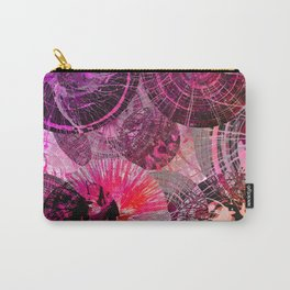 Spinning Around in Circles Carry-All Pouch