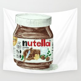 Nutella Wall Tapestry