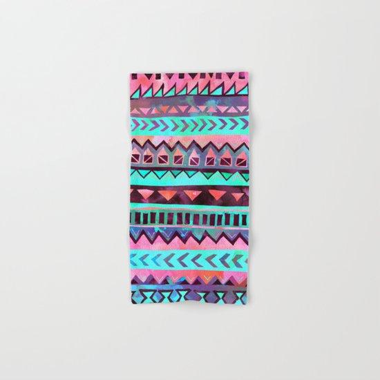 Tribal Pattern 05 Hand & Bath Towel