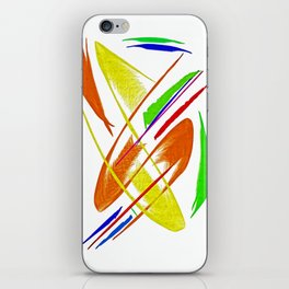Windswept iPhone Skin