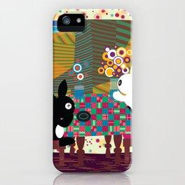 """L'ile des Desirs Perdus"" (from Hundertwasser) iPhone Case"