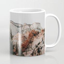 Road through Zion Coffee Mug