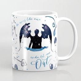 NO VILLAIN Coffee Mug