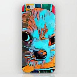 Chihuahua 4 iPhone Skin