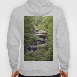 Fallingwater also known as the Edgar J Kaufmann Sr Residence is a house ed by American architect Fra Hoody