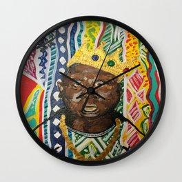 coogi biggie  Wall Clock