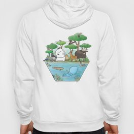 wildlife of cambodia Hoody