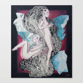 Bipolar Disorder Canvas Print