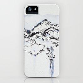 landscape // mindscape iPhone Case