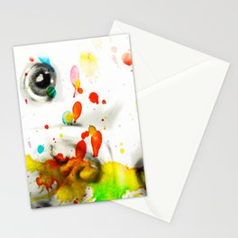 Color Me Frenchie Stationery Cards