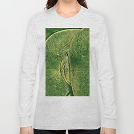 3757s-DRL Explicit Motherboard Booty Fine Art Tech Naked Traces Long Sleeve T-shirt
