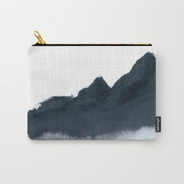mountain scape minimal Carry-All Pouch
