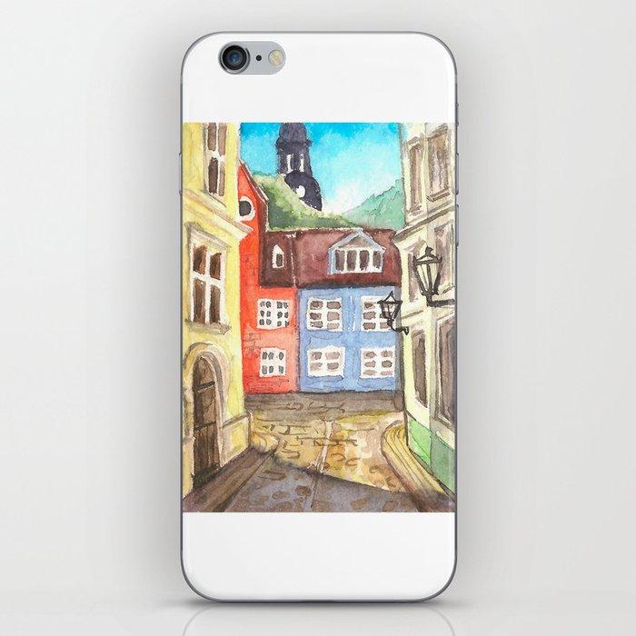 Riga iPhone Skin