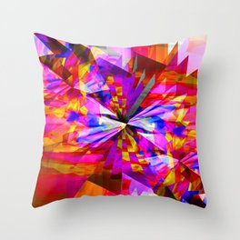 Breakout Throw Pillow