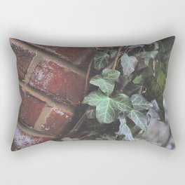 Just Another Brick in The Wall Rectangular Pillow