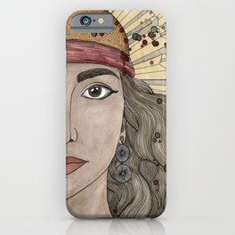 Rahab iPhone Case
