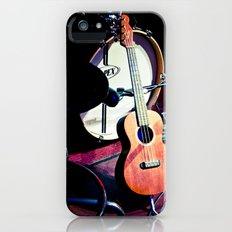 Ukulele Slim Case iPhone (5, 5s)