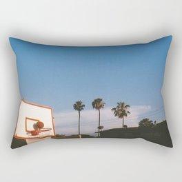 Hoops! Rectangular Pillow